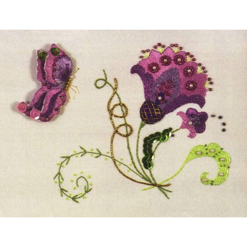 Butterfly Dreams - NEEDLEWORK KITS