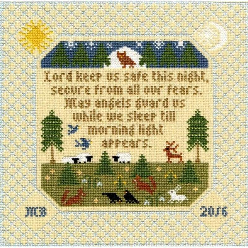 The Prayer - NEEDLEWORK KITS