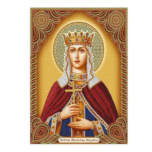5D DIY Diamond Painting Kits Heavenly Catholicism - 3