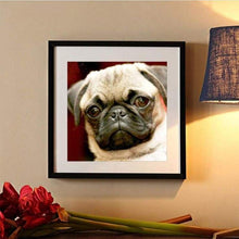 Load image into Gallery viewer, Full Drill - 5D DIY Diamond Painting Kits Cute Pet Dog - NEEDLEWORK KITS