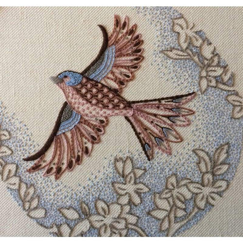 Chaffinch - Embroidery