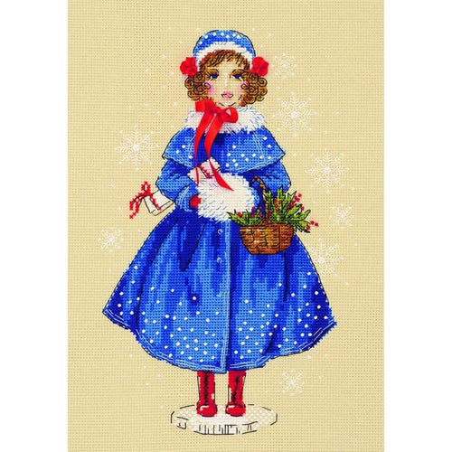Doll Marie - NEEDLEWORK KITS