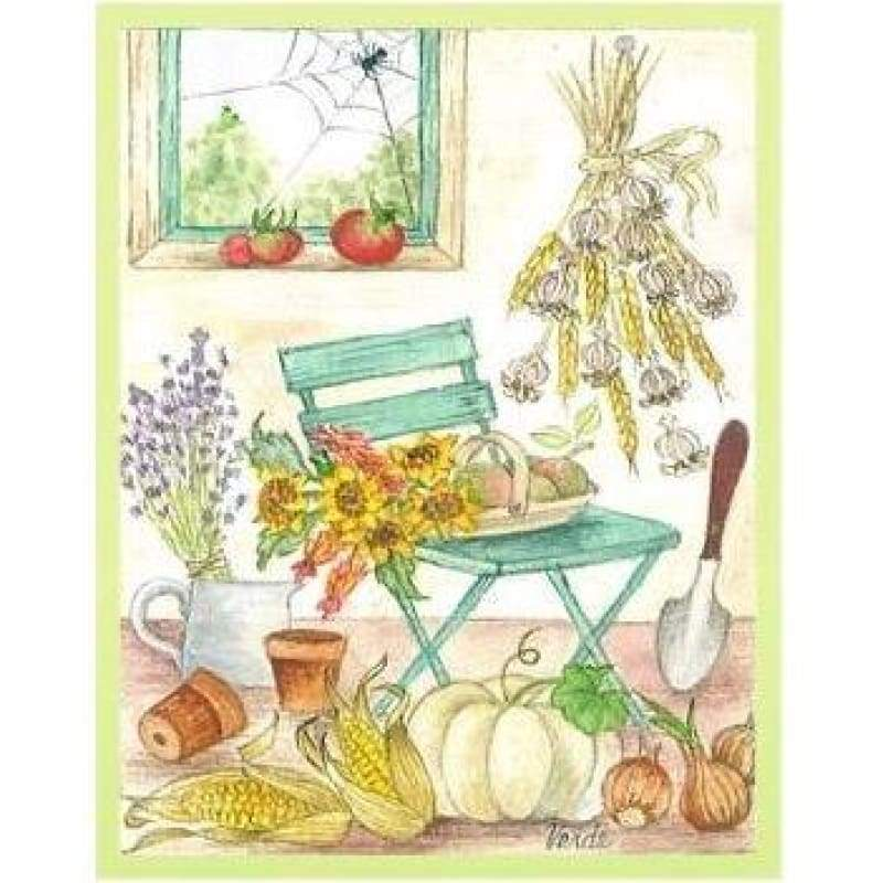 From the Garden - NEEDLEWORK KITS