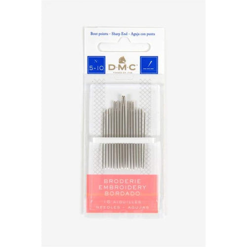 DMC Embroidery Needle Size 5-10 - Accessories
