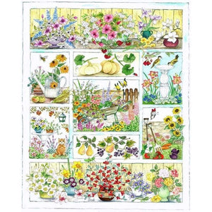 Natures Bounty - Embroidery Patterns