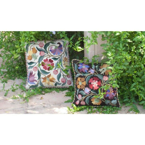 Georgian Collection - Georgian 1 Collection (Two Cushions) - Tapestry And Needlepoint