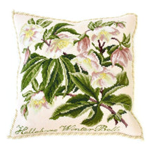 Load image into Gallery viewer, Hellebore Winter Bells - NEEDLEWORK KITS