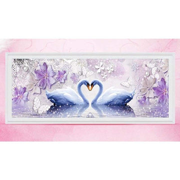 Swan Diamond Painting Kits
