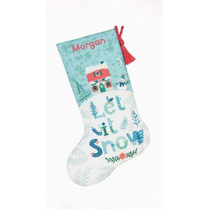 Holiday Home Stocking