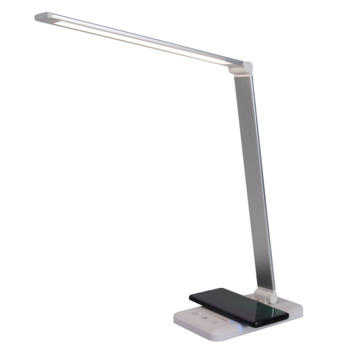 Flex LED Desktop Lamp With Wireless Charger
