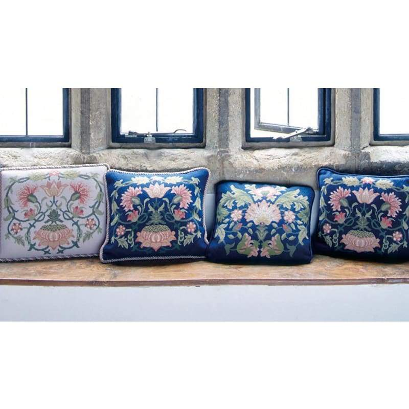 Lodden Collection - Lodden Collection (Four Cushions) - Tapestry And Needlepoint