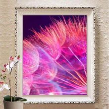 Load image into Gallery viewer, Full Drill - 5D DIY Diamond Painting Kits Visional Dandelions - NEEDLEWORK KITS