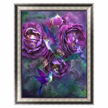 Load image into Gallery viewer, Full Drill - 5D DIY Diamond Painting Kits Beautiful Flowers Birds