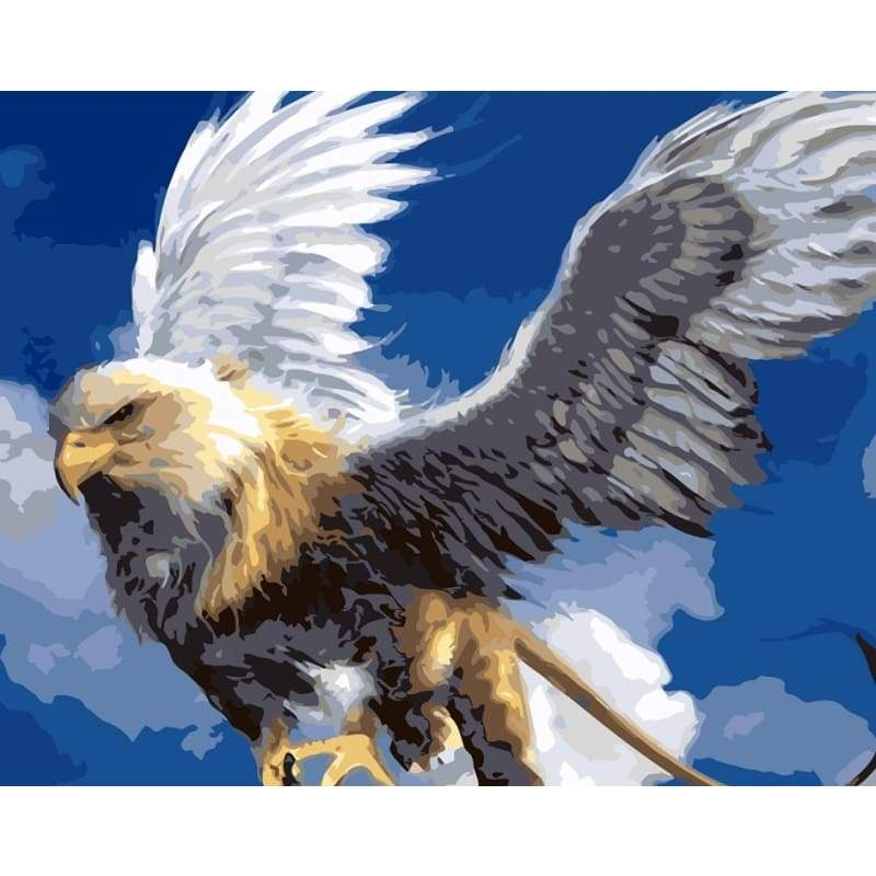 Eagle Diy Paint By Numbers Kits PBN92833 - NEEDLEWORK KITS