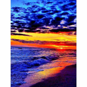 Seaside Sunset 6 - NEEDLEWORK KITS