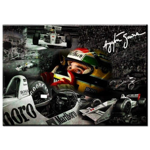Full Drill - 5D DIY Diamond Painting Kits Special Popular Formula 1 Racing Car - NEEDLEWORK KITS