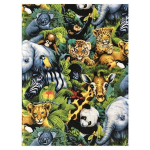 5D DIY Diamond Painting Kits Special Safari Cute Wildlife Cartoon - 3