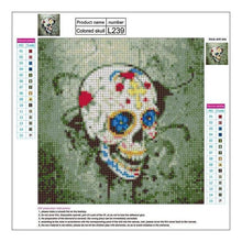 Load image into Gallery viewer, Full Drill - 5D DIY Diamond Painting Kits Death of Flowers - NEEDLEWORK KITS