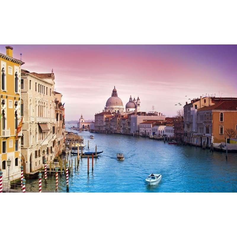 5D DIY Diamond Painting Kits Special Venice Water Town - Z3