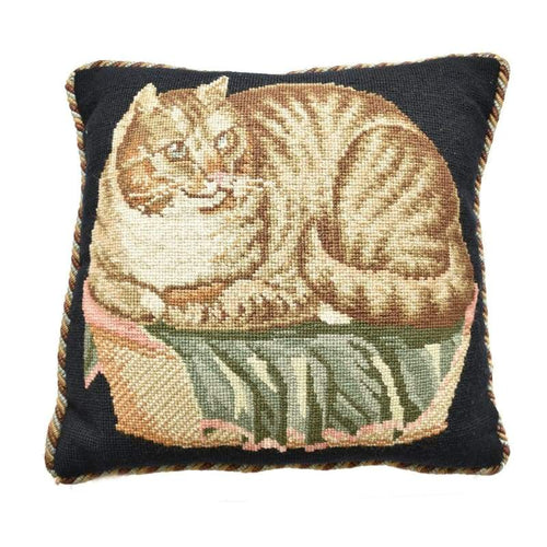 The Contented Cat - NEEDLEWORK KITS