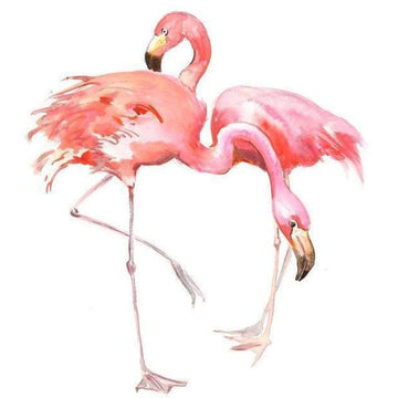 Flamingos Diamond Painting Kits