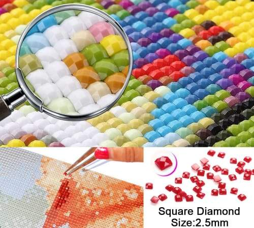 Difference Between Round and Square Diamonds
