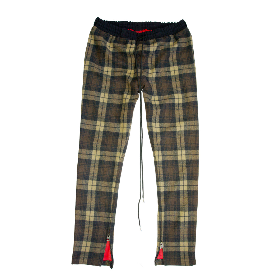 PARIS WOOL TROUSERS