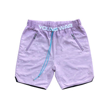 Load image into Gallery viewer, MENS SWIM SHORTS LUXURY MENSWEAR SWIMWEAR FASHION  Mauve pink Front