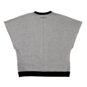HARA SLEEVELESS CREW
