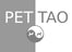 Pet tao logo with symbol nobox