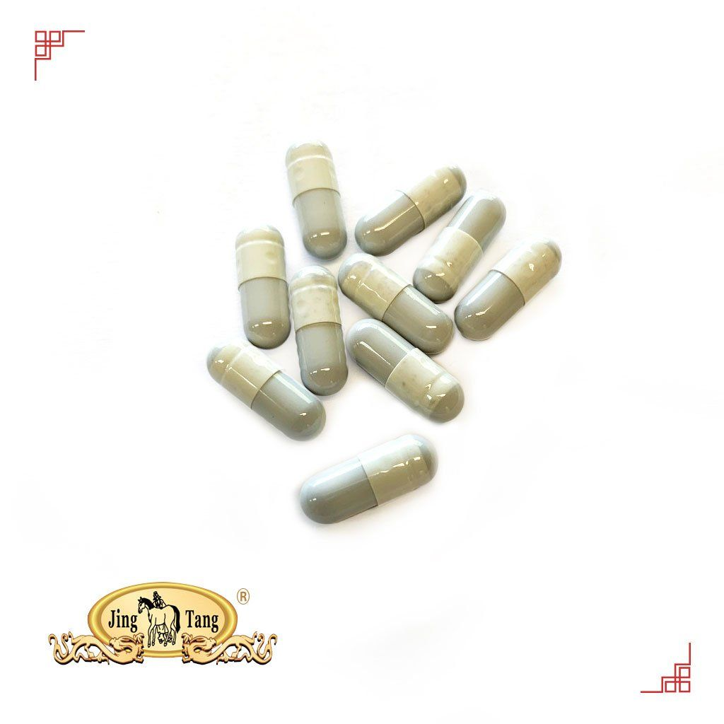 Jing Tang Lily Combination Concentrated 0.5g Capsules #100
