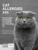 Cat Allergies 101: How to Stop the Itching, Scratching & Throwing Up - Instant Ebook Download