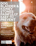 Dog Bladder & Kidney Stones: Painfully Easy to Prevent - Instant Ebook Download
