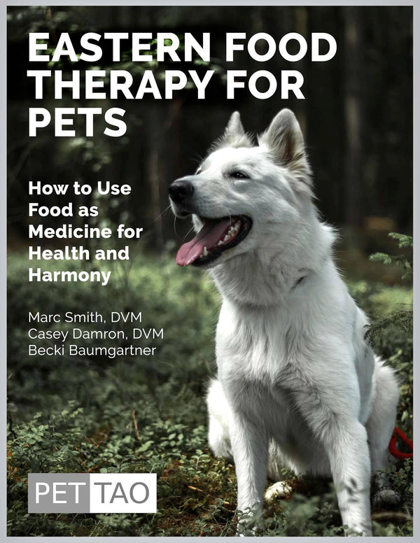 Eastern Food Therapy for Pets: How to Use Food as Medicine for Health & Harmony - Instant Ebook Download