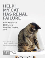 Help! My Cat Has Renal Failure: How Kitty Can Still Live A Healthy Happy Life - Instant Ebook Download