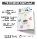 TCVM Food Therapy Made Easy Free Instant Download