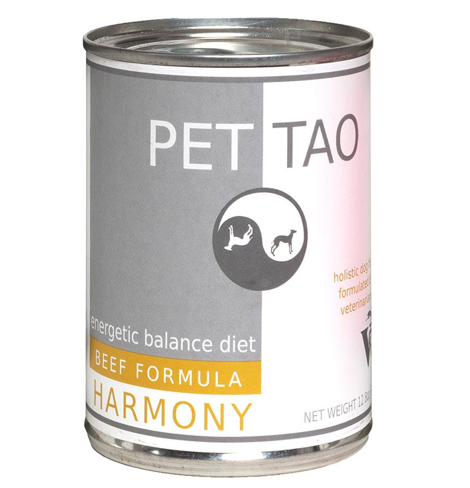 PET | TAO Harmony Beef Canned Formula (Case of 12)
