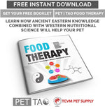 PET | TAO Food Therapy: Ancient Eastern Wisdom + Western Nutritional Science Booklet