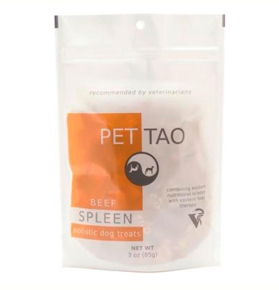 PET | TAO Freeze Dried Beef Spleen Dog and Cat Treats (3oz bag)