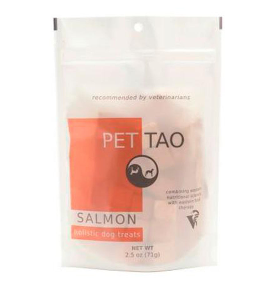 PET | TAO Freeze Dried Wild Salmon Treat/Meal Topper (2.5oz bag)