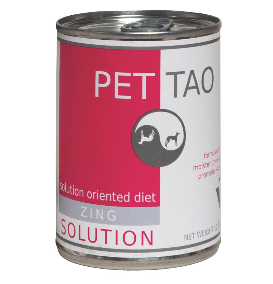 PET | TAO Solution Zing Canned Formula (Case of 12)