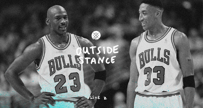 Outside Stance - Issue 2