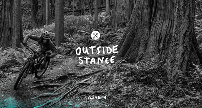 Outside Stance - Issue 3