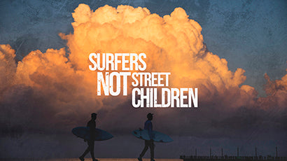 Buy One Give One: Surfers Not Street Children Q&A