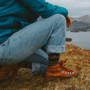 Stance Socks WINDY PEAK Black