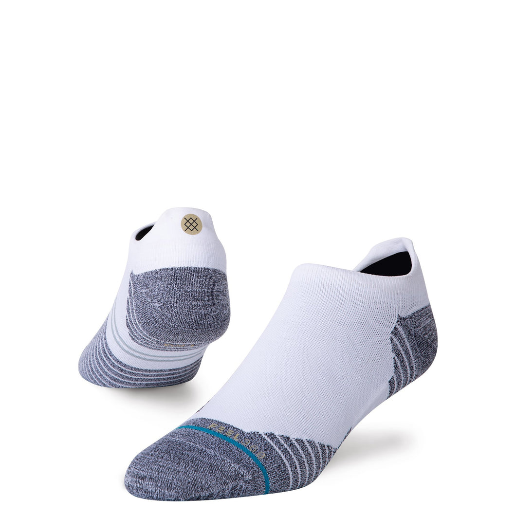 Stance Socks RUN LIGHT TAB White