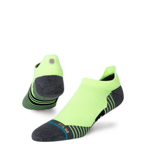 Chaussettes Stance - ULTRA TAB - Vert fluo
