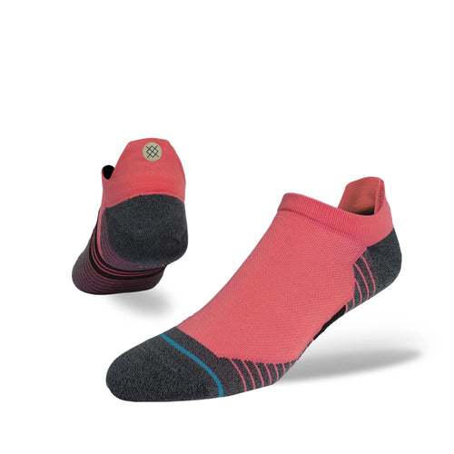 Chaussettes Stance - ULTRA TAB - Rose fluo