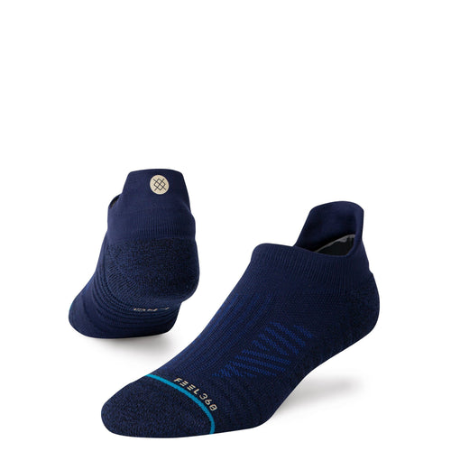 Chaussettes Stance - ATHLETIC TAB - Bleu marine