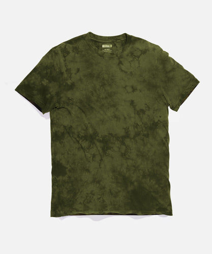 Stance T-Shirts FIELD DRAB TEE Green